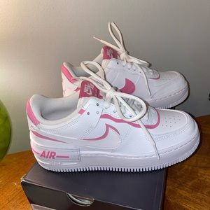 Nike air force 1 shadow flamingo
